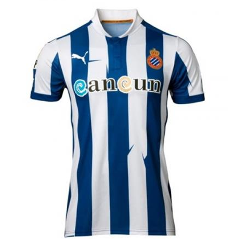 Espanyol Kids Home Replica Shirt w/